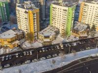 Samara, Novo-Sadovaya st, house 182А. office building