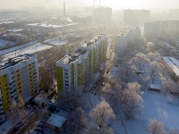萨马拉市, Novo-Sadovaya st, 房屋 204. 公寓楼