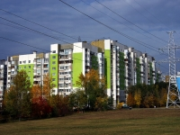 neighbour house: st. Novo-Sadovaya, house 232. Apartment house