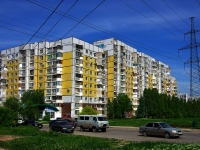 Самара, улица Ново-Садовая, дом 234. многоквартирный дом