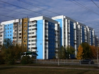 neighbour house: st. Novo-Sadovaya, house 234. Apartment house