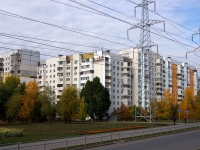 neighbour house: st. Novo-Sadovaya, house 246. Apartment house