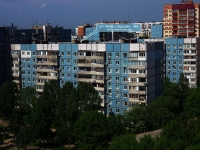 neighbour house: st. Novo-Sadovaya, house 345. Apartment house