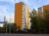 neighbour house: st. Novo-Sadovaya, house 349. Apartment house