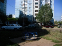 Самара, улица Ново-Садовая, дом 351. многоквартирный дом
