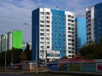 neighbour house: st. Novo-Sadovaya, house 361. Apartment house