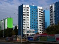 隔壁房屋: st. Novo-Sadovaya, 房屋 361. 公寓楼
