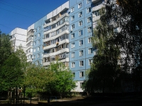 neighbour house: st. Novo-Sadovaya, house 365. Apartment house