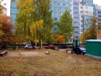 萨马拉市, Novo-Sadovaya st, 房屋 365. 公寓楼