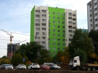 neighbour house: st. Novo-Sadovaya, house 373. Apartment house