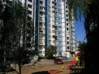 Samara, Novo-Sadovaya st, house 381. Apartment house
