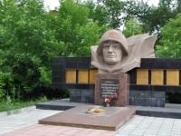 Samara, st Novo-Sadovaya. monument