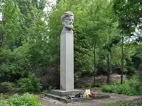 Samara, st Novo-Sadovaya. obelisk