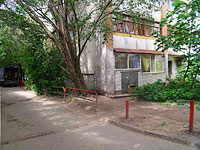 Samara, Novo-Sadovaya st, house 151. Apartment house