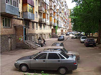 Samara, Novo-Sadovaya st, house 155. Apartment house