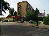 Samara, Novo-Sadovaya st, house 157. Apartment house