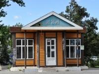 """neighbour house: st. Novo-Sadovaya, house 158Б. store """"Ива"""""""