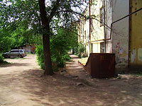 Samara, Novo-Sadovaya st, house 159. Apartment house