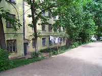 Samara, Novo-Sadovaya st, house 163. Apartment house