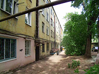 neighbour house: st. Novo-Sadovaya, house 165. Apartment house