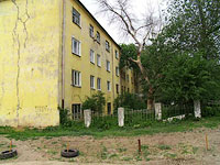 neighbour house: st. Novo-Sadovaya, house 167. Apartment house