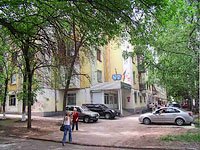 Samara, Novo-Sadovaya st, house 171. Apartment house