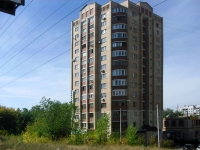 萨马拉市, Novo-Sadovaya st, 房屋 224Б. 公寓楼