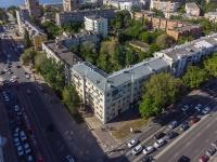 Самара, улица Ново-Садовая, дом 2. многоквартирный дом