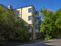 Samara, Novo-Sadovaya st, house 8/1. Apartment house