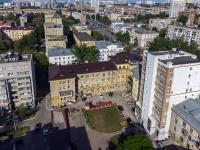 隔壁房屋: st. Novo-Sadovaya, 房屋 12. 宿舍 Самарского государственного технического университета, №2