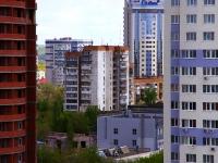 萨马拉市, Novo-Sadovaya st, 房屋 151. 公寓楼