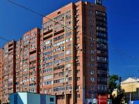 Самара, улица Ново-Садовая, дом 181А. многоквартирный дом