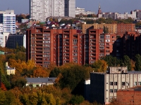 соседний дом: ул. Ново-Садовая, дом 181А. многоквартирный дом
