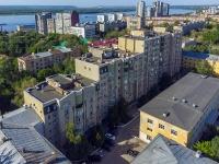 Samara, Novo-Sadovaya st, house 14А. Apartment house