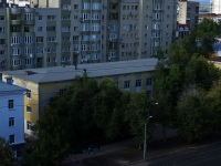 neighbour house: st. Novo-Sadovaya, house 16. sport center Дом физкультуры