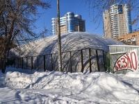 Samara, sport center ДЮСШ №1 по большому теннису, Novo-Sadovaya st, house 32А