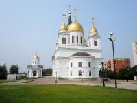 Самара, собор Кирилло-Мефодиевский, улица Ново-Садовая, дом 260