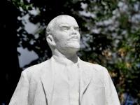 Самара, памятник В.И. Ленинуулица Ново-Садовая, памятник В.И. Ленину