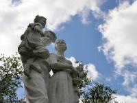 Samara, sculpture