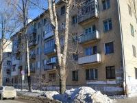 Samara, st Nevskaya, house 4. Apartment house
