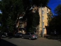 Samara, st Nevskaya, house 8. Apartment house