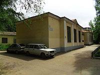 隔壁房屋: st. Nikolay Panov, 房屋 8. 门诊部 Кожно-венерологический диспансер N 3