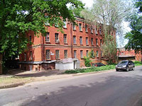 neighbour house: st. Nikolay Panov, house 9. Apartment house