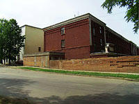 Samara, st Nikolay Panov, house 11. industrial building