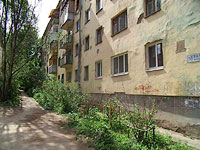Samara, st Nikolay Panov, house 13. Apartment house