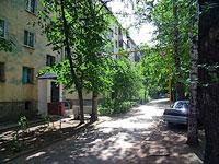 Samara, Nikolay Panov st, house 13. Apartment house