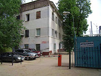 neighbour house: st. Nikolay Panov, house 14А. office building