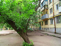 Samara, Nikolay Panov st, house 15. Apartment house