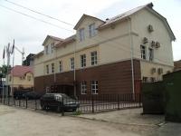 neighbour house: st. Nikolay Panov, house 16. governing bodies Департамент информационных технологий и связи, Правительство Самарской области