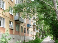 Samara, Nikolay Panov st, house 40. Apartment house